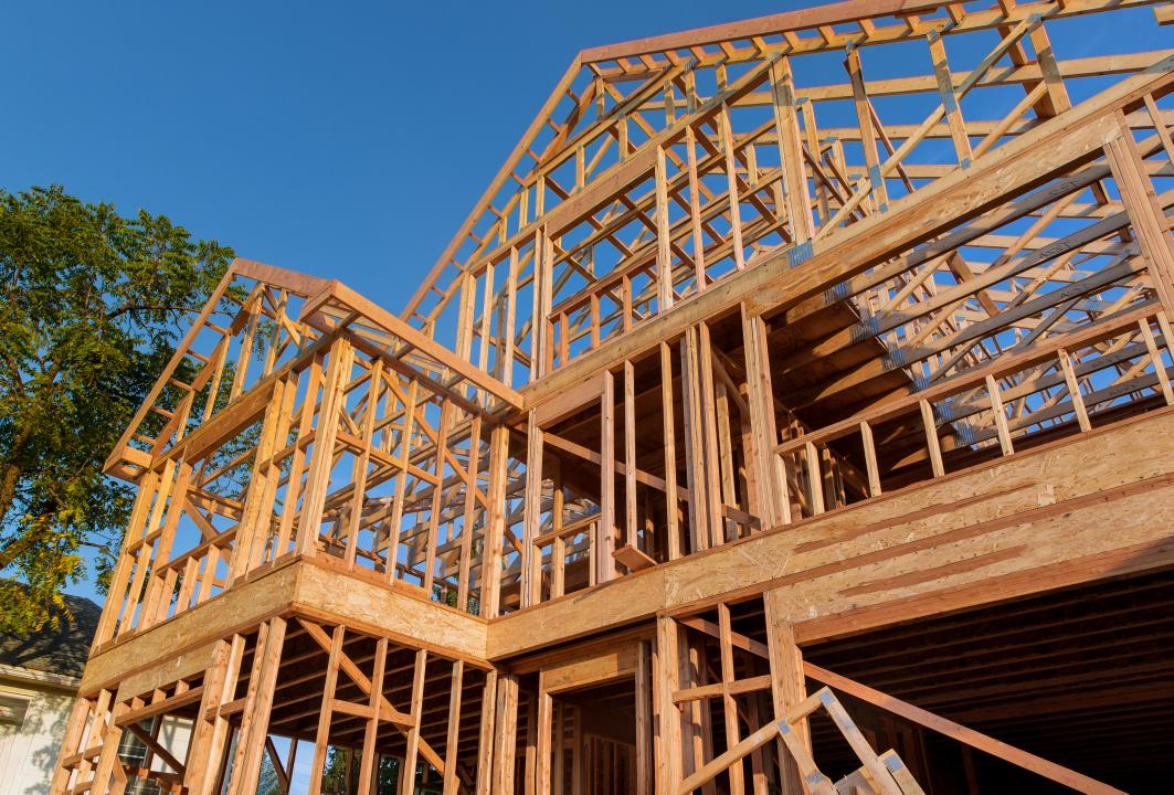 Homebuilding Is Booming